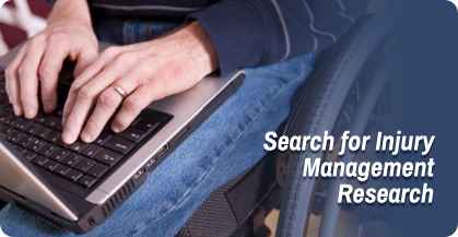 Search for Injury Management Resources